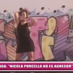 "Angie Arizaga: ""Nicola Porcella no es agresor"""
