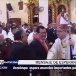 Piura: Arzobispo espera de PPK anuncios importantes para la región
