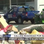 Calles de Trujillo invadidas por basura y SEGAT acata huelga indefinida