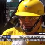 Chimbote: Policía culpa a empresarios por asaltos ocurridos en menos de 24 horas