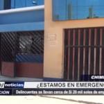 Chimbote: Delincuentes se llevan 20 mil soles de empresa de cable