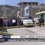 Trujillo: Móvil de triple asesinato sería pasional