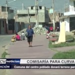 Moche: Comuna de Curva de Sun donará terreno para construir comisaría