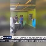 Piura: Policía captura a roba bancos en Paita