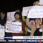 """Trujillo: Colectivo """"Somos 2074"""" realizó protesta por esterilizaciones forzadas"""