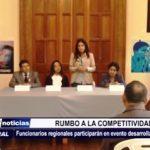 La Libertad: Funcionarios regionales participarán de evento en Colombia