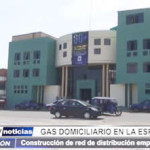 La Esperanza: Inician construcción de red de distribución de gas natural