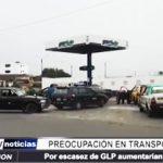Trujillo: Preocupación de transportistas por alza de precio y escasez de GLP