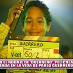 """Comenzó el rodaje de """"Guerrero"""", película basada en la vida de Paolo Guerrero"""