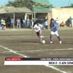 Copa Perú: Inca empató 0 – 0 con Juventud Grau