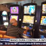 Municipalidad Provincial de Trujillo clausuró cerca de 50 bares y casinos informales