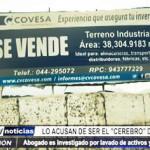 Trujillo: Abogado es acusado de liderar y cobrar 120 mil soles en mafia de terrenos