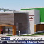 Huanchaco: Invertirán 8 millones de soles para observatorio de seguridad ciudadana
