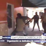 Piura: Capturan a cabecilla de banda dedicada a la comercialización de droga