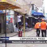 Trujillo: Agentes de Comercio Informal de la MPT realizaron operativo en Tacora