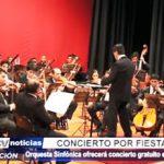 Trujillo: Orquesta Sinfónica ofrece concierto gratuito por Fiestas Patrias