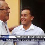 Trujillo: Richard Acuña se pronuncia sobre supuesto delito de plagio