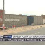 La Libertad: GRLL exige entrega de 7 hectáreas a agroindustrial Laredo
