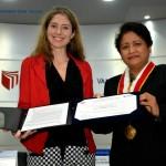UCV reconoce y distingue a destacados exponentes del Derecho Tributario nacional e internacional