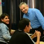 UCV: Especialista argentino capacita a futuros terapeutas