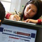 SUNAT: Contribuyentes podrán tramitar o actualizar datos de RUC sólo con el DNI