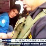 Trujillo: Detienen a sujeto por agredir a tía y abuela en la urbanización el Molino