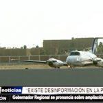 Huanchaco: Luis Valdez habla sobre ampliación de aeropuerto