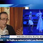 """Trujillo: Se realizará festival de ballet """"Luna Mochica"""" en el Teatro Municipal"""