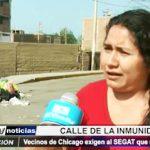 Trujillo: Vecino de Chicago exigen a SEGAT que recoja la basura de sus calles