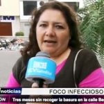 Trujillo: Vecinos indican que hace 3 meses SEGAT no recoge basura de su calle