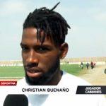 Segunda División: Christian Buenaño participará en Caimanes