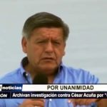 Trujillo: Archivan investigación contra César Acuña por caso Viteri
