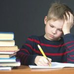¿Un niño necesita tarea para casa?