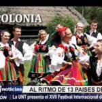 Trujillo: UNT presenta XVII Festival Internacional de Danzas Folklóricas