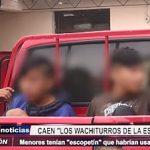 """PNP: Caen """"Wachiturros de La Esperanza"""" con un escopetín en su poder"""