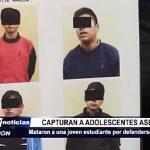 Trujillo: PNP captura a 4 asesinos juveniles que mataron a estudiante