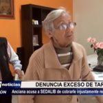 Trujillo: Usuaria denuncia cobros excesivos en su recibo de agua