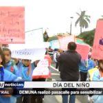 """Trujillo: Demuna realiza pasacalle por el """"Día del Niño"""""""