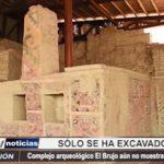 La Libertad: Complejo arqueológico El Brujo al 5% de excavación