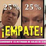 """Película """"El Candidato"""" es retirada de salas de cine"""