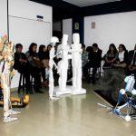 UCV: Impresionantes esculturas elaboradas con material reciclado fueron presentadas en interesante  taller de creatividad