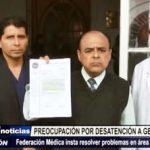 Trujillo: Federación Médica insta resolver problemas de desatención a gestantes