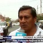 La Esperanza: Federación Regional de Mercados advierte que están desprotegidos