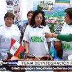 "La Libertad: Se realizó Feria de Integración Regional ""Mi tierra, mi orgullo"""