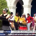 Trujillo: UNT organiza Festival Mundial del Folklore