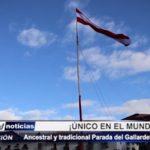 Huamachuco: Ancestral y tradicional Parada del Gallardete único en el mundo