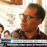 Sánchez Carrión: Autoridades del distrito de Chugay exigen apoyo a GERESA