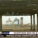 Huanchaco: Empresas privadas invertirán más de 500 mil soles para malecón de Huanchaquito