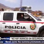 La Esperanza: Alcalde se reunirá próximamente con Ministro del Interior