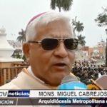 """Trujillo: Monseñor afirma que """"la píldora es un método abortivo"""""""